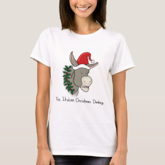 The Italian Christmas Donkey T-Shirt