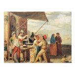 The Italian Market Post Cards