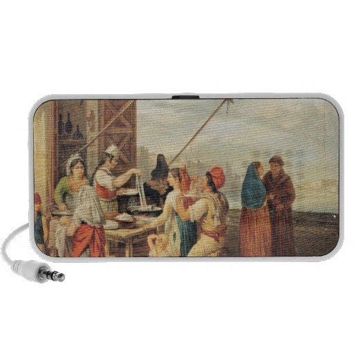The Italian Market Travel Speaker