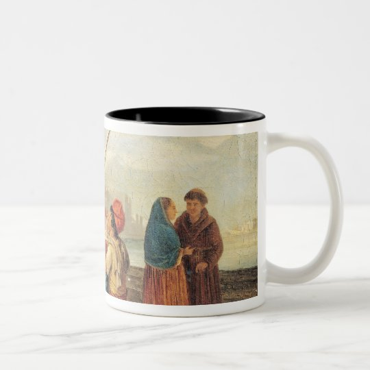 The Italian Market Two-Tone Coffee Mug