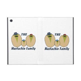 The Italian Mustachio Family Covers For iPad Mini