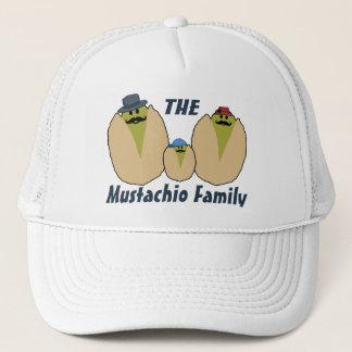 The Italian Mustachio Family Trucker Hat
