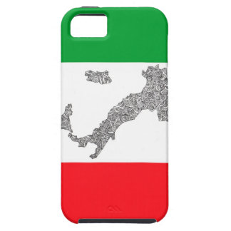 The Italian national flag iPhone4 case hard