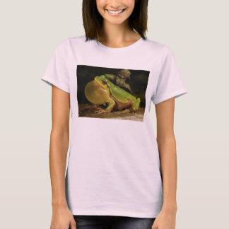 The Italian Tree Frog Hyla Intermedia T-Shirt