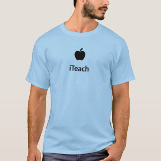 The iTeach Shirt by mustaphawear