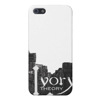 The Ivory Theory Cover For iPhone 5/5S