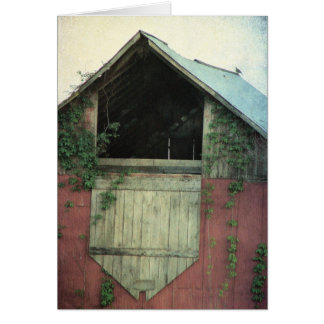 The Ivy Barn Card