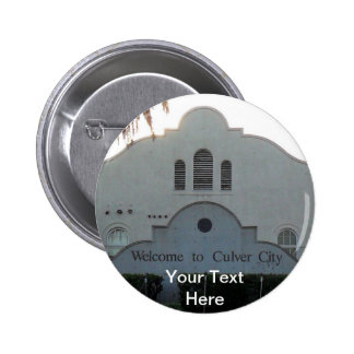 The Ivy Substation Pinback Buttons