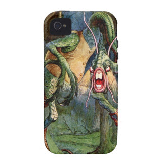 The Jabberwock iPhone 4/4S Covers