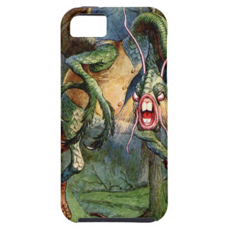 The Jabberwock iPhone 5/5S Covers