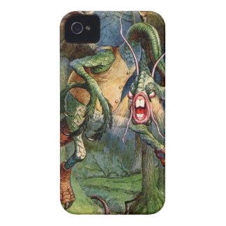 The Jabberwock iPhone 4 Covers