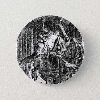 The Jabberwocky Pinback Button