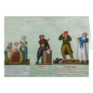 The Jacobin Knitters Card