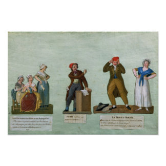 The Jacobin Knitters Poster