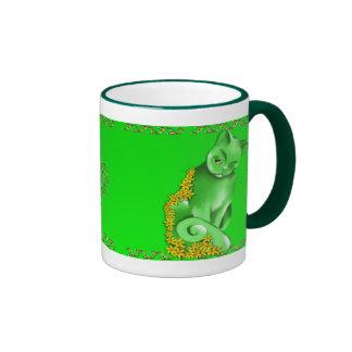 The Jade Cat Mug