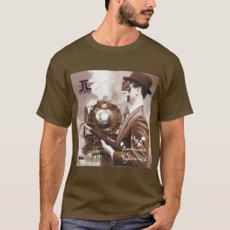 The Jaded Lights My American Train Wreck  T shirt
