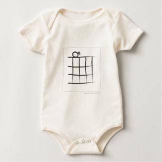 The Jail Has Cooties Baby Bodysuit