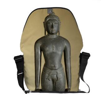 The Jain Tirthankara, Parsvanatha, Rajasthan, Prat Courier Bag