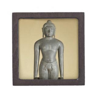 The Jain Tirthankara, Parsvanatha, Rajasthan, Prat Keepsake Box