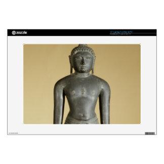 The Jain Tirthankara, Parsvanatha, Rajasthan, Prat Laptop Decal