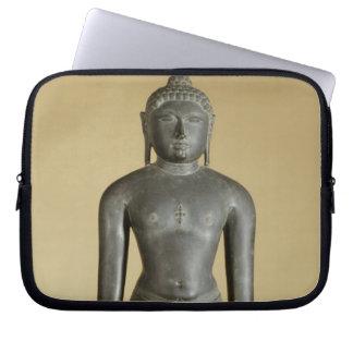 The Jain Tirthankara, Parsvanatha, Rajasthan, Prat Laptop Sleeve