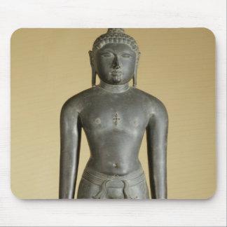 The Jain Tirthankara, Parsvanatha, Rajasthan, Prat Mouse Pad