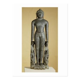 The Jain Tirthankara, Parsvanatha, Rajasthan, Prat Postcard