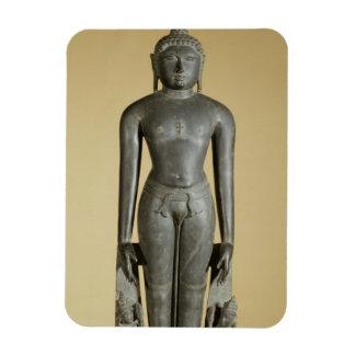 The Jain Tirthankara, Parsvanatha, Rajasthan, Prat Rectangular Photo Magnet