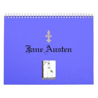 The Jane Austen Art Wall Calendar