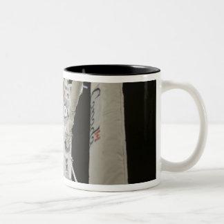 The Japanese Experiment Module Exposed Facility 2 Two-Tone Coffee Mug