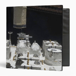 The Japanese Experiment Module Exposed Facility 3 Ring Binder