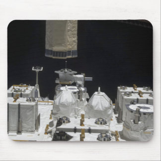 The Japanese Experiment Module Exposed Facility Mouse Pad