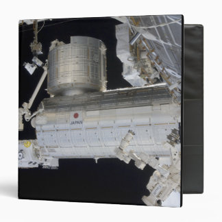 The Japanese Experiment Module Kibo laboratory 2 Binder