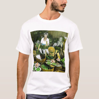 The Japanese Farmers Market Fall Harvest Vintage T-Shirt