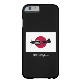 The Japanese flag and Zero fighter Barely There iPhone 6 Case
