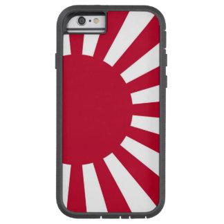 The Japanese flag Tough Xtreme iPhone 6 Case