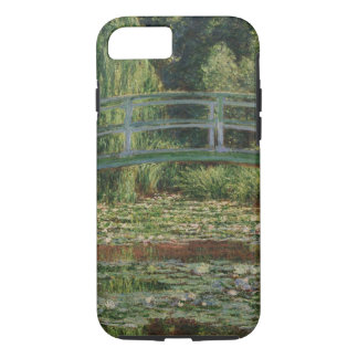 The Japanese Footbridge and the Water Lily Pool iPhone 7 Case