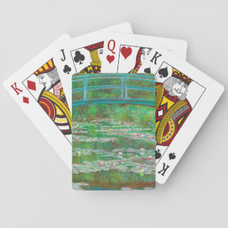 The Japanese Footbridge Playing Cards