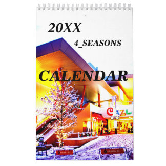 The Japanese four seasons* For Japan business Calendar