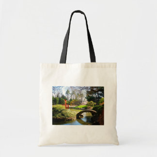 The Japanese Hill and Pond Garden Tote Bag