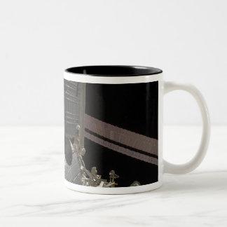 The Japanese Kibo complex Two-Tone Coffee Mug