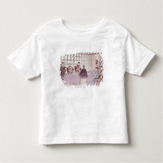 The Japanese ministers I-Tso and Mou-Tsou Toddler T-shirt