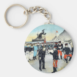 The Japanese Russian War Key Chains