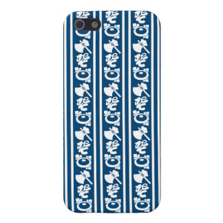 The Japanese traditional pattern ax koto chrysanth iPhone 5 Covers