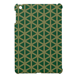 The Japanese traditional pattern group tortoise Case For The iPad Mini