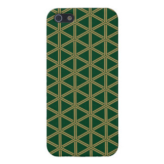 The Japanese traditional pattern group tortoise sh iPhone SE/5/5s Cover