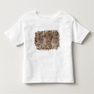 The Jardin des Tuileries in 1808 Toddler T-shirt