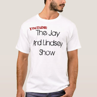 The Jay And Lindsey Show - Uhm Hullo! T-Shirt