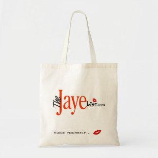 The Jaye List tote Bag