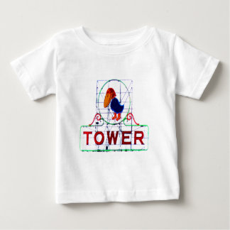 The Jayhawk Tower Baby T-Shirt